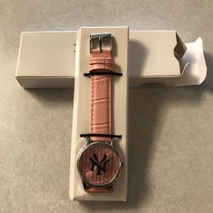 Official NYY Analog Watch